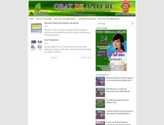 obatkutilkelaminwanitaa.com screenshot