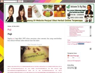 obatpenyakitglaukoma.blogspot.com screenshot