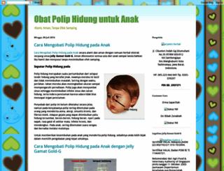 obatpoliphidunganak.blogspot.com screenshot