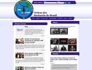 obb.net.br screenshot