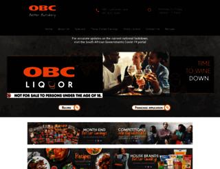 obcchicken.co.za screenshot