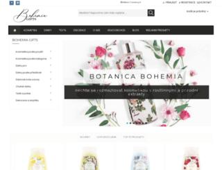 obchod-darky.cz screenshot