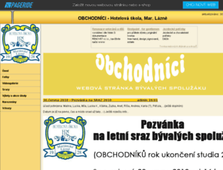 obchodnici.wbs.cz screenshot