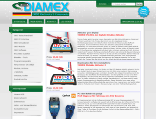 obd-shop.com screenshot