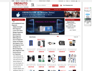 obdauto.com screenshot