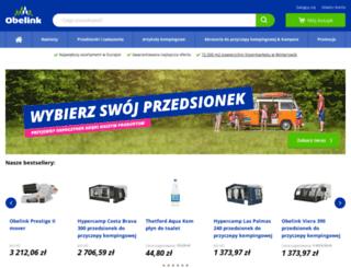 obelink.pl screenshot