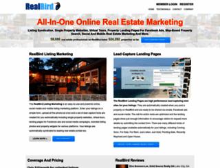 obeo.realbird.com screenshot