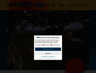 oberelbe-marathon.de screenshot