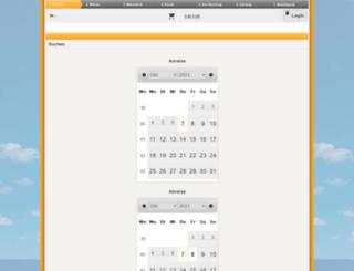 oberr.onlinebooking.dk screenshot