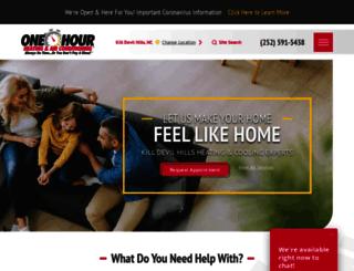obhc.com screenshot