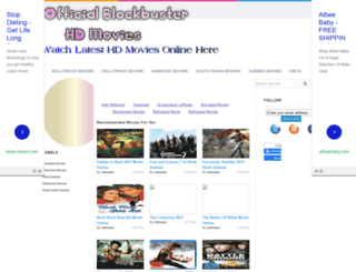obhdmovies.blogspot.com screenshot