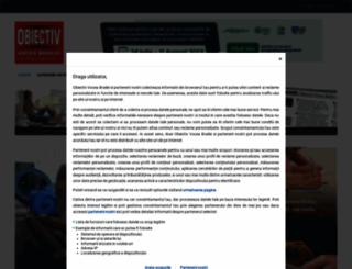 obiectivbr.ro screenshot