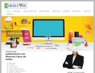 objectif.com.br screenshot