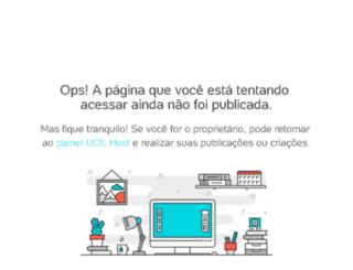 objetivocat.com.br screenshot