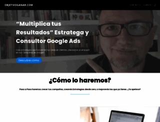 objetivoganar.com screenshot
