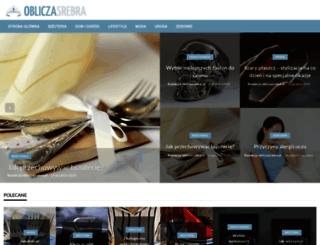 obliczasrebra.pl screenshot