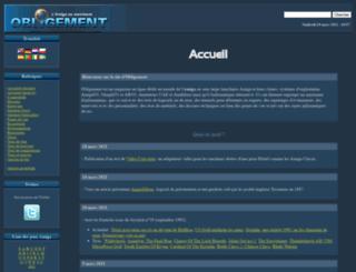 obligement.free.fr screenshot