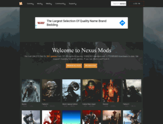 oblivion.nexusmods.com screenshot