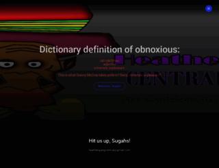 obnoxioustelevision.com screenshot