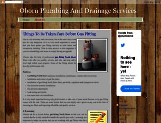 oborn-plumbing-north-shore.blogspot.co.nz screenshot