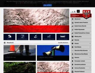 oborniki.pl screenshot