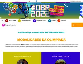 obr.org.br screenshot