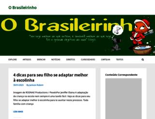 obrasileirinho.com.br screenshot