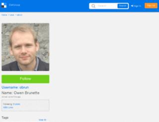 obrun.com screenshot