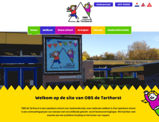 obsdetarthorst.nl screenshot
