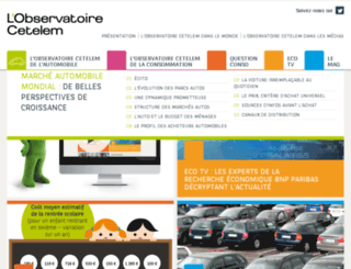 observateur-cetelem.com screenshot