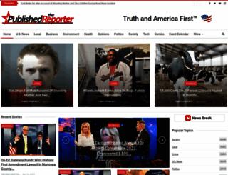 observergazette.com screenshot