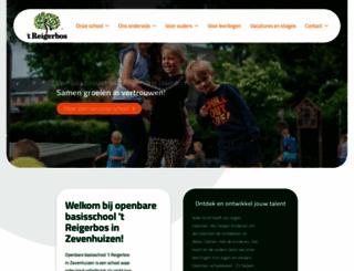 obsreigerbos.nl screenshot