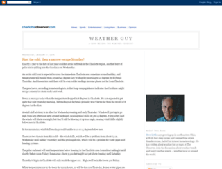 obsweatherguy.blogspot.com screenshot