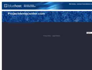 obt.projectdemocenter.com screenshot