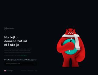 obyvacky.sk screenshot