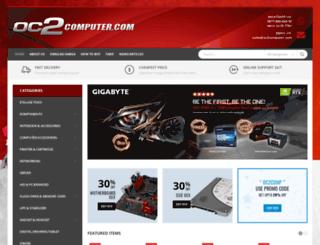 oc2computer.com screenshot