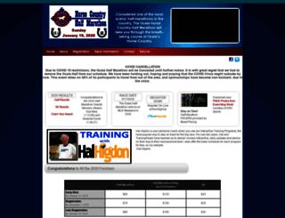 ocalamarathon.com screenshot