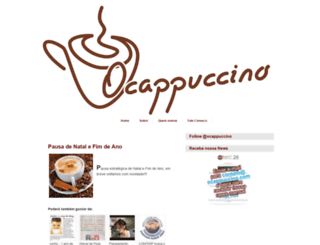 ocappuccino.blogspot.com screenshot