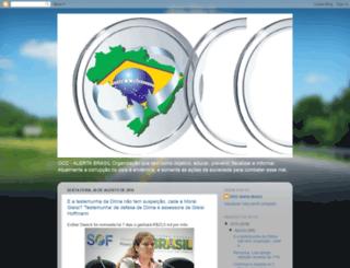 occalertabrasil.blogspot.com.br screenshot