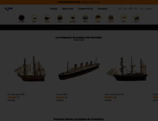 occre.com screenshot
