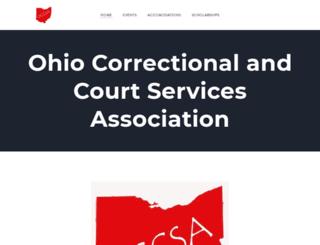 occsa.org screenshot