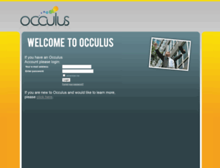 occulussales.com screenshot