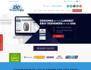 ocdesignsonline.com screenshot
