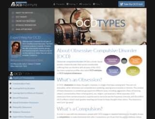ocdtypes.com screenshot