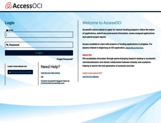 oce.smartsimple.ca screenshot