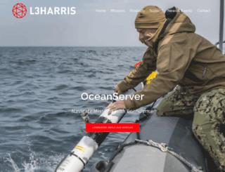 ocean-server.com screenshot