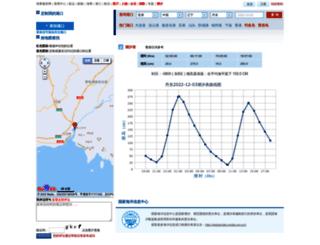 ocean.cnss.com.cn screenshot