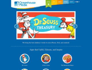 oceanhousemedia.com screenshot
