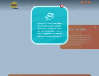 oceanpalace.com.br screenshot
