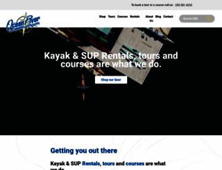 oceanriver.com screenshot
